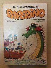 70851 Fumetto Disney - Le disavventure di Paperino Vol. 1 - Oscar Mondadori 1976