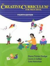 Creative Curriculum for Preschool by Heroman, Cate, Colker, Laura  J, Trister Do