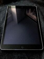 Apple iPad Air 1st Gen. 64GB, Wi-Fi + Cellular (Unlocked), 9.7in - Space Grey