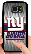 NEW YORK GIANTS PHONE CASE FOR SAMSUNG GALAXY & NOTE S6 S7 EDGE S8 S9 S10 E PLUS