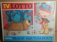 Philmar BBC Magic Roundabout TV Lotto Game 1970