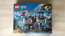 Lego City 60174 Mountain Police Headquarters New Sealed