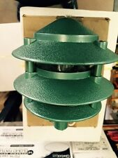 LP3 GREEN ,LAMP INCLUDED OUT DOOR FIXTURE BY B.E.L.