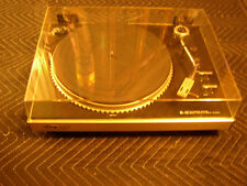 Vintage JVC QL-A2 Semi-automatic Direct Drive Turntable w/cover Nice & Clean TLC