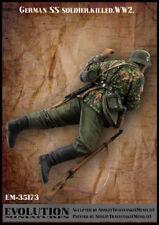 EVOLUTION MINIATURES WWII GERMAN SS SOLDIER KILLED  EM35173 1:35