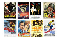 1/24 1/25 G scale model classic movie theater posters