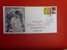 2002 MOTHER'S DAY  PRIVATE P-STAMP COVER 8  APR