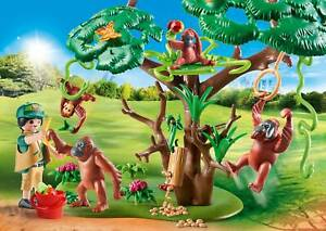 PLAYMOBIL® 70345 Orangutans in the tree - NEW 2020 - FREE SHIPPING