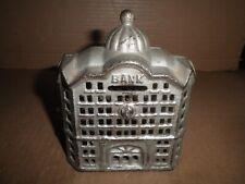 Great old original cast iron Domed Building Bank still bank 1869 -1872