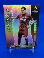 PANINI Adrenalyn XL Champions League 2011/12 Goal Stopper - Julio Cesar #294