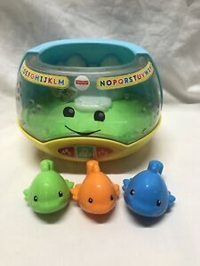 Fisher-Price Laugh & Learn Magical Lights Fishbowl Toy Kids