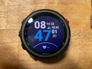 Garmin Forerunner 245 Music GPS Smartwatch - Black