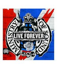 Live Forever - Ministry of Sound - New 3CD Album
