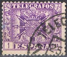 [CF7206] España 1949, Telégrafos 1 Pts (U)