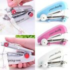 Mini Portable Cordless Hand-held Clothes Sewing Machine Home & Travel Use