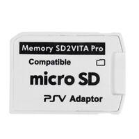 1X(Version 6.0 SD2VITA For PS Vita Memory TF Card for PSVita Game Card PSV 1 W2E