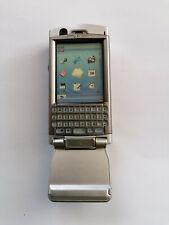 Rarität! Sony Ericsson P990 Silber Handy Dummy Attrappe  Requisit, Deko, Werbung