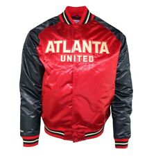 Atlanta United MLS Mitchell & Ness Men's Red Men Jacket
