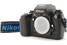 EXC NIKON F4 SLR 35mm film camera Body from Japan