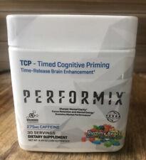 Performix TCP Timed Cognitive Priming 30 Srvs GUMMY BEARS Brain Health, Focus