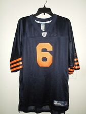 787fda965 NWOT OnField Equipment Reebok NFL Chicago Bears Jay Cutler  6 Throwback  Jersey L