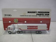 Ertl Power Part Massey Ferguson Parts Van 1/64