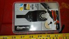 Piranha X26115-XJ 10mm x 30mm x 1.40mm 18TPI Bi-Metal GOP Multi Cutter PMF Multi