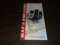 APRIL 2001 PATH PORT AUTHORITY TRANS-HUDSON MAP AND SERVICE GUIDE