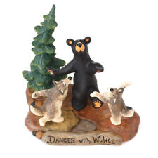 DEMDACO Dances with Wolves Figurine