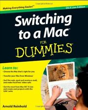 Switching to a Mac For Dummies-Arnold Reinhold, 9781118024461