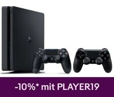 Sony PS4 500 GB inkl. 2 DualShock 4 Controller