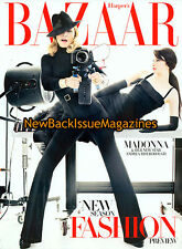 Bazaar 1/12,Madonna,Subscriber Cover,January 2012,NEW