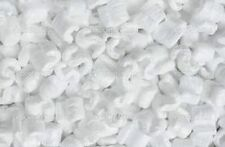 8.0 gallons WHITE NEW PEANUTS Anti Static POPCORN PACKING FAST FREE SHIP
