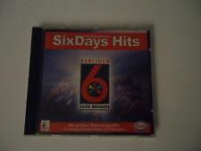 SixDaysHits - Berliner 6 Tage Rennen - Puhdys, Wenke Myhre, Otto Ziege...