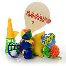 Fiddle Kit Fine Motor Skills Juggling Balls Paddle Koosh ADHD autism fidget toys