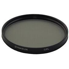 Filtro Polarizzatore Circolare CPL 62 mm C-PL 62mm + Custodia x Canon Nikon Sony