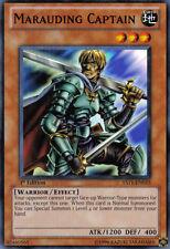 YS11-EN015 YuGiOh! Monster Card MARAUDING CAPTAIN from Dawn of the XYZ - 1st Ed