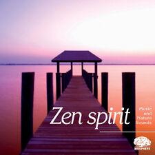 CD Biosphère – Collection Harmonies – Zen Spirit / Relaxation