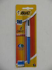 Bic 4 Multi Color Todo En 1 Bolígrafo Retráctil Azul Rojo Negro Color Verde