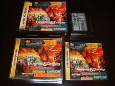 Dungeons & Dragons RAM Pack Sega Saturn Japan