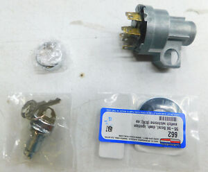 1955 1956 chevrolet belair 210 150 wagon ignition switch assembly #11