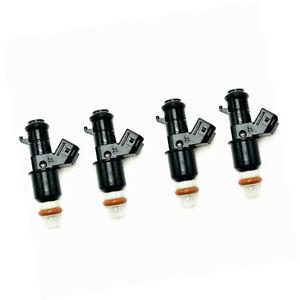 4 x Flow Matched Fuel Injectors for Honda Civic 2006-2011 1.8L 16450-RNA-A01
