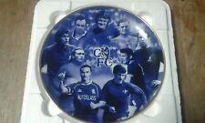 Chelsea fc Porcelain Plate Most Appearances  Peter Osgood