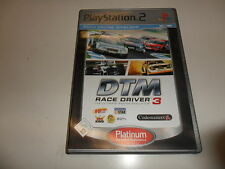 PlayStation 2  PS 2  DTM Race Driver 3 [Platinum] (3)