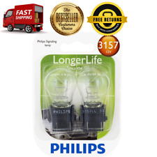 Philips 2X LongerLife Signaling Lamp Turn Signal Light Bulb For 88-90 Bronco II