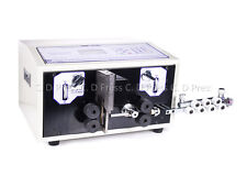 New SWT508-E LCD Display Computer Wire Peeling Stripping Cutting Machine