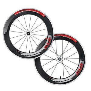 Fulcrum Red Wind XLR 80mm Carbon Fiber Wheels - Shimano