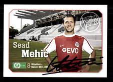 Sead Mehic Autogrammkarte Kickers Offenbach 2011-12 Original Sign+ A 148331