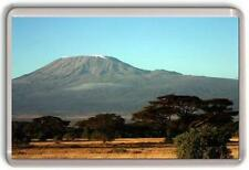 Kilimanjaro in Tanzania Fridge Magnet 01