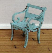 Dollhouse Meadowlark Swirl Chair Kit 1:48 Scale